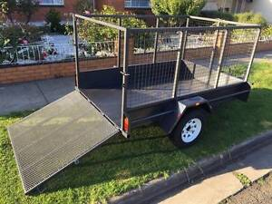 8x5 TRAILER HIRE FOR ONLY $40.00 A DAY!!!