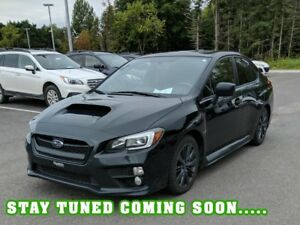 2015 Subaru WRX Sport Package | 1OWNER | ROOF | AWD
