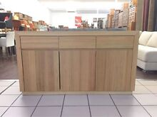 BROOKS BUFFET 3 DOOR CLEAR BY OZ DESIGN Logan Central Logan Area Preview