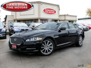 2015 Jaguar XJ PREMIUM| LUXURY PKG|AWD