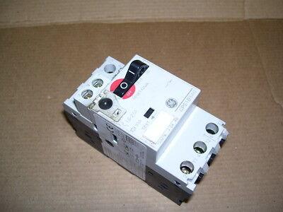 General Electric Gps1bsag 1.6-2.5a Motor Controller 1.5hp Manual Starter P1928