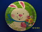 Paper Easter Party Plates