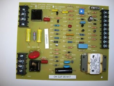 Magnaflux Replacement Phase Control Board 169110