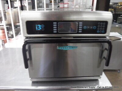 Turbo Chef I3 High Speed Microwave Convection Oven Year 2013