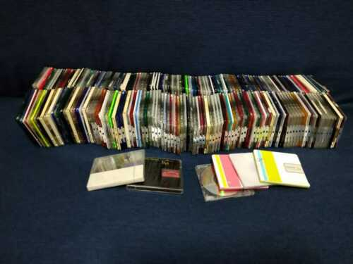 50 BLANKDISC MD Mini Disk lot of Mds Disks sound music MUSIC MD Free Ship FS