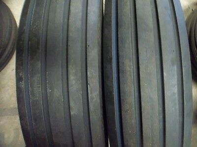 One 7.50-16750x16750-167.50x16 Rib Implement Discwagon Tractor Tire Wtube