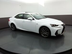 2017 Lexus IS 350 WHAT A BEAUTIFUL SPROT CAR!!! F-SPORT AWD LUXU