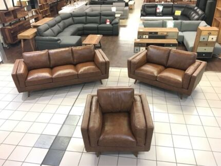NEW MAYFAIR LEATHER RANGE (FROM $999)