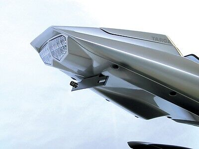 2003   2005 Yzf R6 Targa Fender Eliminator  For Bikes W  Integrated Tail Lights