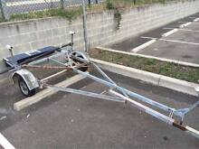 Unregisterd Laser Dinghy Trailer and Dolly Werrington County Penrith Area Preview