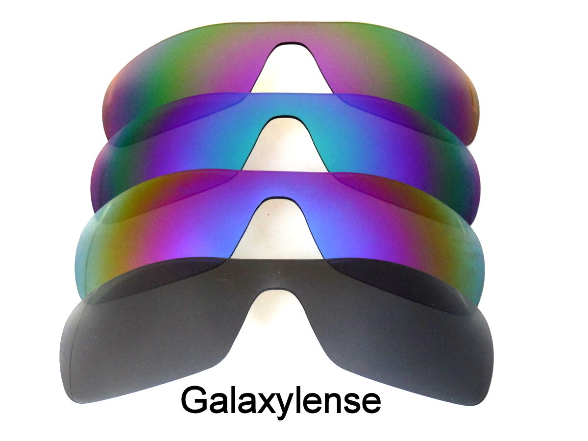 cfc0d6eea0 Details about Galaxy Replacement Lenses for Oakley Antix  Black Purple Blue Green Polarized 4PS