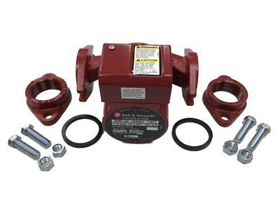 Bell Gossett 103251 Nrf-22 Cast Iron Circulator Pump 115v With 1-12 Flanges