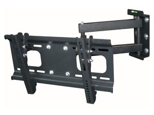 Full motion articulated  tv mount new