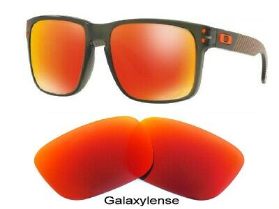 Galaxy Replacement Lenses For Oakley Holbrook Sunglasses Prizm (Johnny Sunglasses)