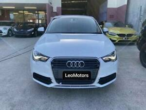 2014 Audi A1 Sport back Attraction