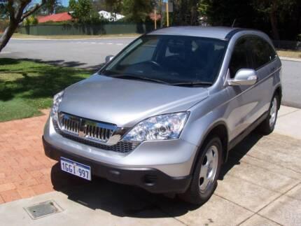 Honda CR-V Auto 4WD 2008