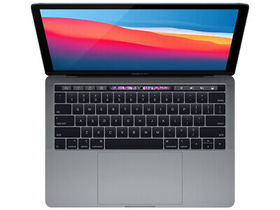 """2018 Apple MacBook Pro Touch Bar 13"""" Gray 