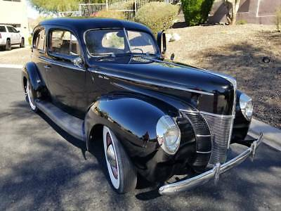 1940 Ford Other 2 Door Deluxe 1940 Ford 2 door Deluxe