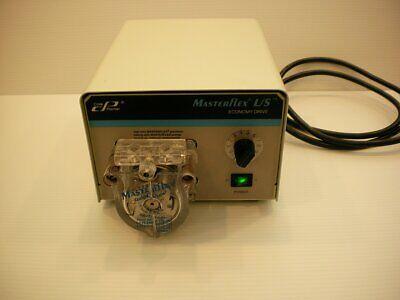 Cole-parmer Masterflex Ls Economy Drive Pump 7554-80 W 7021-24 Quick Load Head