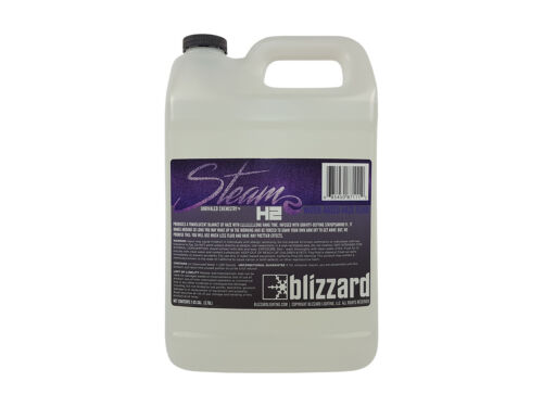 Blizzard Steam-HZ Haze Fluid  / 1-gallon bottle