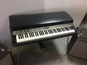 Looking for older fender Rhodes pianos