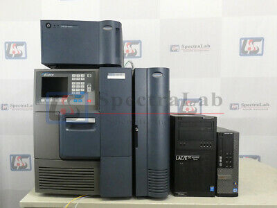 Waters E2695 Hplc System With 2998 Pda Detector