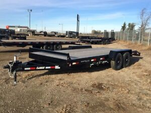 2018 Southland LB18T-14 Equipment Hauler Trailer