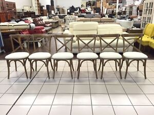 TIVACHI DINING CHAIRS ($110 EACH) Logan Central Logan Area Preview