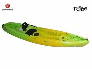 PERCEPTION Tribe 11.5 Kayak - SAVE $50 Findon Charles Sturt Area Preview