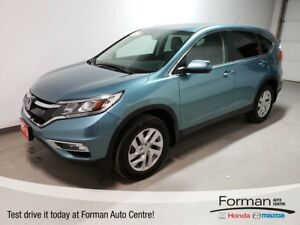 2015 Honda CR-V EX |Htd Seats|Camera|Btooth|AWD|Local