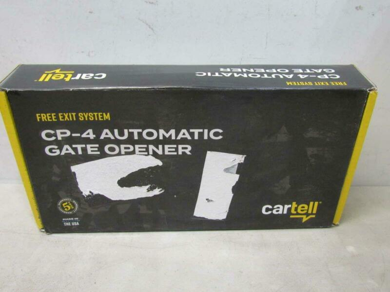 Cartell CP-4 Automatic Gate Opener Black CP4-20