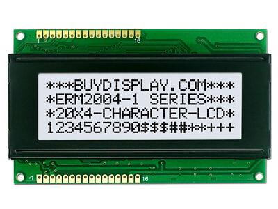 3.3v 20x4 Lcd Character Module Displaywtutorialhd44780white Backlight.bezel