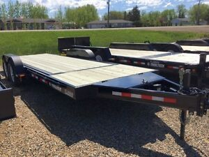 2016 Trailtech L270 Flatdeck Car Hauler Trailer