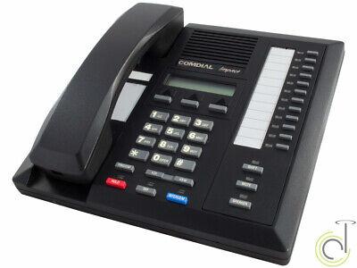 Comdial Impact 8012s Phones Black White