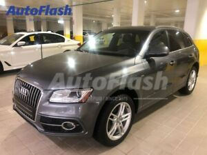 2015 Audi Q5 Progressiv S-Line *GPS *Push-Start
