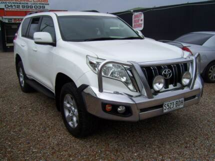 2014 Toyota Landcruiser Prado GXL AUTOMATIC 7 Seater 3.0L Diesel Ottoway Port Adelaide Area Preview