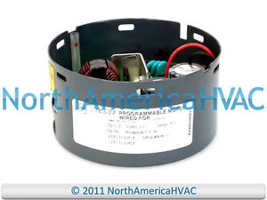 Trane american standard 1 2 hp ecm blower motor module for Trane blower motor module