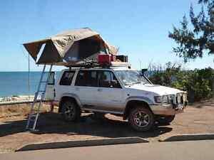 2002 Holden Jackaroo Wagon Darwin CBD Darwin City Preview