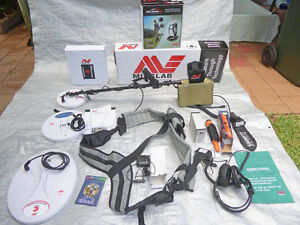 Minelab Gen GPX4500 Metal detector Carindale Brisbane South East Preview