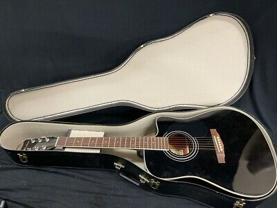 Classic  White Acoustic Guitar 2004 Somali Rep Silver plate and Color