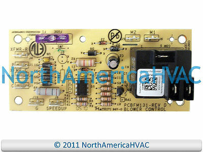 Furnace Air Handler (OEM Goodman Janitrol Amana Air Handler Furnace Control Board B1370735S PCBFM131S )