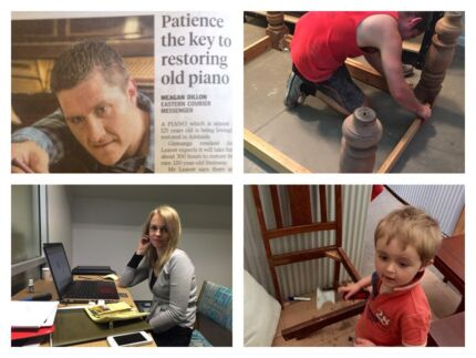 FURNITURE REPAIRS & RESTORATION - FAMILY BUSINESS Norwood Norwood Area Preview