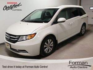 2015 Honda Odyssey EX-L - Remote start | Heated Leather | Nav...