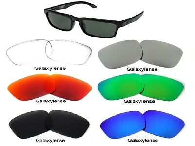 Galaxy Replacement Lenses For SPY Optic Helm Sunglasses Polarized Multi-Color (Spy Replacement Lenses)