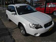 2006 Subaru Outback Wagon Hamilton Newcastle Area Preview