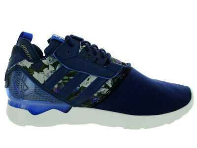 Adidas Men's Zx 8000 Boost Originals Night SkyNight SkyBold Blue Running Shoe