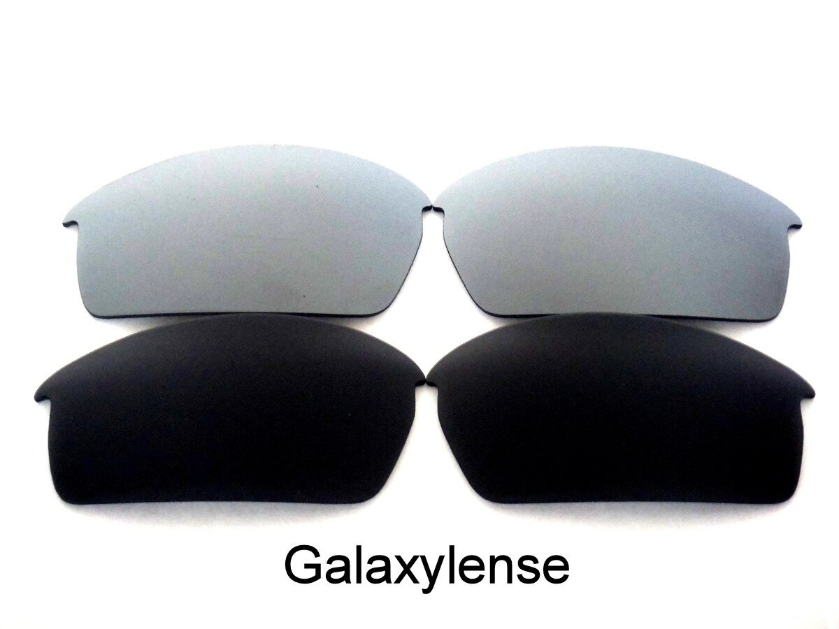 524504bb09 Galaxy Replacement Lenses For Oakley Bottlecap Black Titanium Polarized  2Pairs