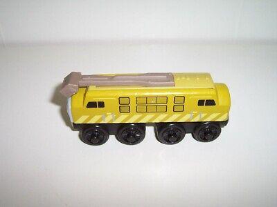 Thomas Wooden Train by Fisher Price Diesel 10 Y4076 2012 Gullane