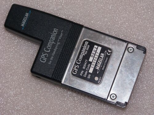 Magellan GPS Companion Handspring Springboard Visor Palm PDA Module Untested