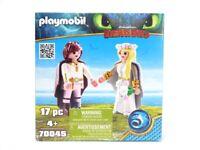"Playmobil 70045 Dragons /"" Astrid und Hicks/"""
